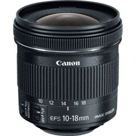 Canon EF-S 10-18mm f/4.5-5.6 IS STM | 2 Years Warranty