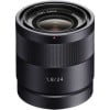 Sony E 24mm  f/1.8 Sonnar T* ZA (SEL-24F18Z) | 2 Years Warranty