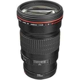 Canon EF 200mm f/2.8L II USM | 2 Years Warranty