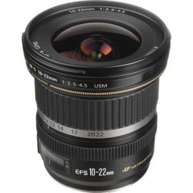 Canon EF-S 10-22mm f/3.5-4.5 USM | 2 Years Warranty