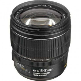 Canon EF-S 15-85mm f/3.5-5.6 IS USM | 2 Years Warranty