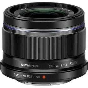 Olympus M.Zuiko Digital ED 25mm f1.8 | 2 Years Warranty