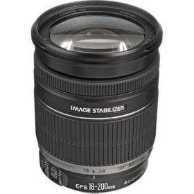 Canon EF-S 18-200mm f/3.5-5.6 IS | 2 Years Warranty