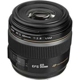 Canon EF-S 60mm f/2.8 Macro USM | 2 Years Warranty