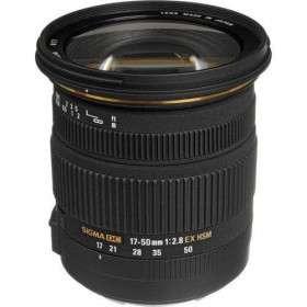 Sigma 17-50mm f/2.8 EX DC OS HSM | Garantie 2 ans