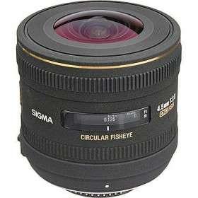 Sigma 4.5mm f/2.8 EX DC Circular Fisheye HSM | 2 Years Warranty