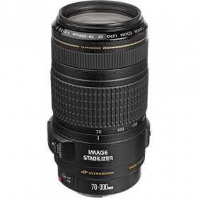 Canon EF 70-300mm f/4-5.6 IS USM | 2 Years Warranty