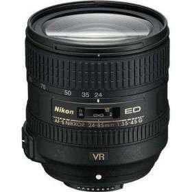 Nikon AF-S Nikkor 24-85mm f/3.5-4.5G ED VR | 2 Years Warranty