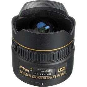 Nikon Fisheye Nikkor 10.5mm f/2.8G ED DX