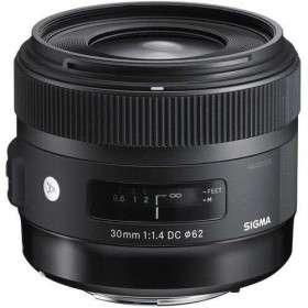 Sigma 30mm f/1.4 EX DC HSM Art | Garantie 2 ans