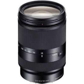 Sony E 18-200mm f/3.5-6.3 OSS LE   2 Years Warranty