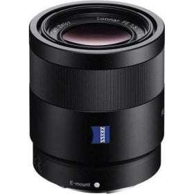 Sony 55mm f/1.8 Carl Zeiss Sonnar T* FE ZA (SEL55F18ZAE)   2 Years Warranty