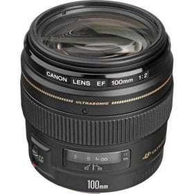 Canon EF 100mm f/2 USM | 2 Years Warranty
