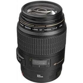 Canon EF 100mm f/2.8 Macro USM | 2 Years Warranty