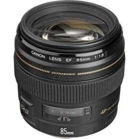 Canon EF 85mm f/1.8 USM | 2 Years Warranty
