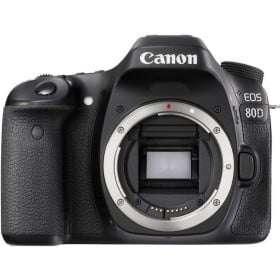 Canon EOS 80D Cuerpo | 2 años de garantía