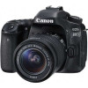Canon EOS 80D + EF-S 18-55mm IS STM   2 Years Warranty
