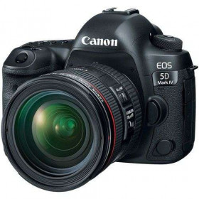 Canon EOS 5D Mark IV + EF 24-70mm f/4L IS | 2 Years Warranty