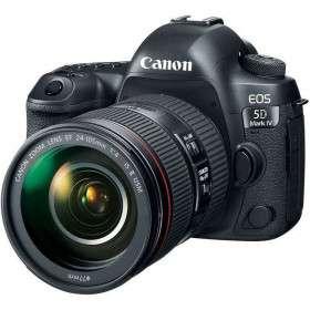 Canon EOS 5D Mark IV + 24-105mm f/4L II | 2 años de garantía