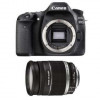 Canon EOS 80D + EF-S 18-200mm f/3.5-5.6 IS | 2 Years Warranty