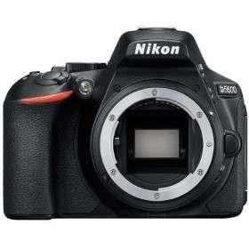 Nikon D5600 Cuerpo | 2 años de garantía
