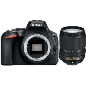 Nikon D5600 + 18-140 VR | 2 años de garantía
