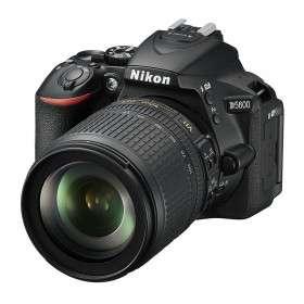 Nikon D5600 + 18-105 VR   2 Years Warranty