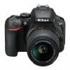 Nikon D5600 + AF-P DX 18-55mm VR + AF-P DX 70–300 mm 1:4,5–6,3 G ED VR