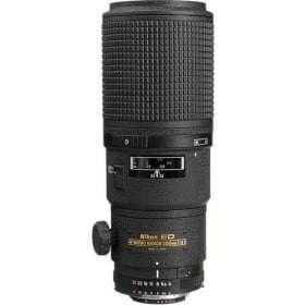 Nikon AF Micro 200mm f/4D IF-ED
