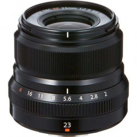 Fujifilm Fujinon XF23mm F2 R WR Negro