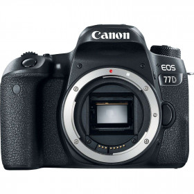 Canon EOS 77D Body   2 Years Warranty