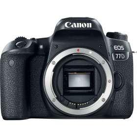 Canon EOS 77D Cuerpo | 2 años de garantía