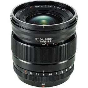 Fujifilm 16mm f/1.4 R WR