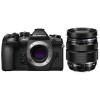 Olympus OM-D E-M1 II + ED 12-40 mm f/2.8 PRO Black | 2 Years Warranty