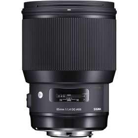 Sigma 85mm F1.4 DG HSM Art | Garantie 2 ans