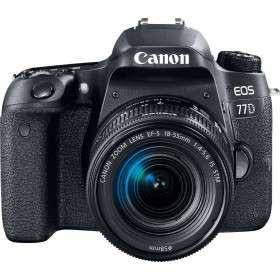 Canon EOS 77D + 18-55mm F4.0-5.6 IS STM | 2 años de garantía