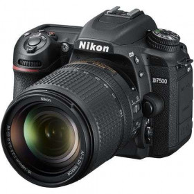 Nikon D7500 + 18-140mm | 2 Years Warranty