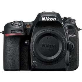 Nikon D7500 Cuerpo | 2 años de garantía