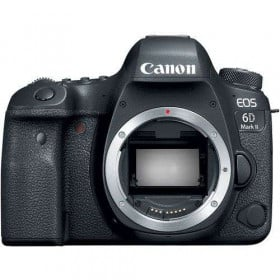 Canon EOS 6D Mark II Body | 2 Years Warranty