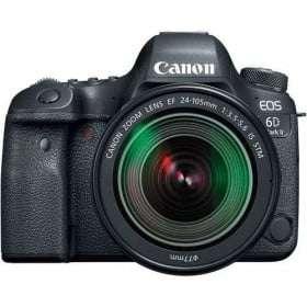 Canon EOS 6D Mark II +EF 24-105mm f/3.5-5.6 IS STM | Garantie 2 ans
