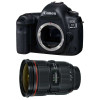 Canon EOS 5D Mark IV + Canon EF 24-70mm f/2.8L II USM | 2 Years Warranty