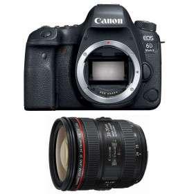 Canon EOS 6D Mark II + EF 24-70 f/4L IS USM | 2 Years Warranty