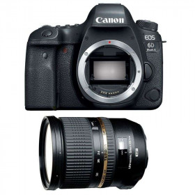 Canon EOS 6D Mark II + Tamron SP 24-70 f/2.8 DI VC USD | 2 Years Warranty
