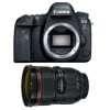 Canon EOS 6D Mark II + EF 24-70 f/2.8L II USM | Garantie 2 ans