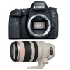 Canon EOS 6D Mark II + EF 28-300mm f/3.5-5.6L IS USM | 2 Years Warranty