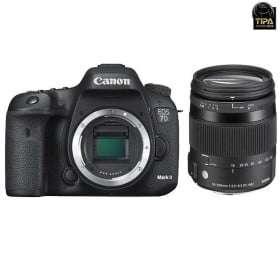 Canon EOS 7D Mark II + Sigma 18-200 f/3,5-6,3 DC OS HSM MACRO Contemporary