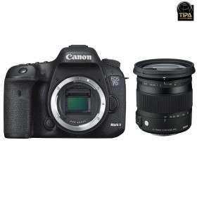 Canon EOS 7D Mark II + Sigma 17-70 mm f/2,8-4 DC Macro OS HSM Contemporary