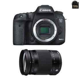 Canon EOS 7D Mark II + Sigma 18-300 mm f/3,5-6,3 DC MACRO OS HSM Contemporary