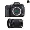 Canon EOS 7D Mark II + Sigma 18-300 mm f/3,5-6,3 DC MACRO OS HSM Contemporary | Garantie 2 ans