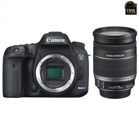 Canon EOS 7D Mark II + EF-S 18-200 mm f/3,5-5,6 IS